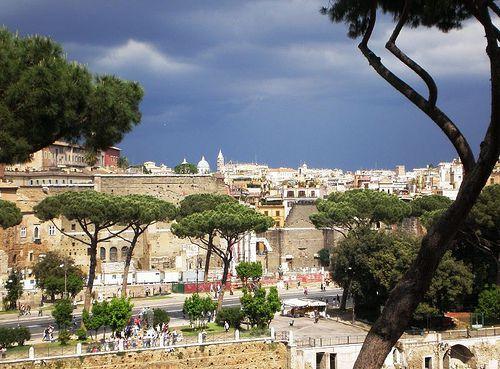 thunder in rome billede
