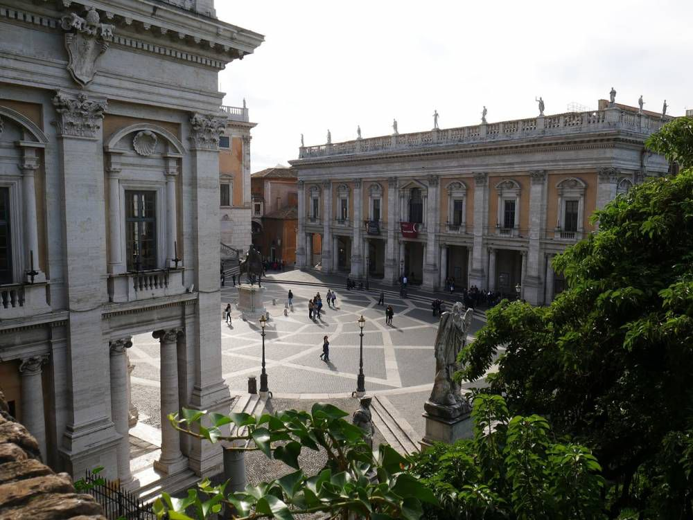 vejret i rom